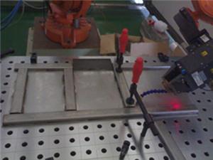 三维孔系焊接平台